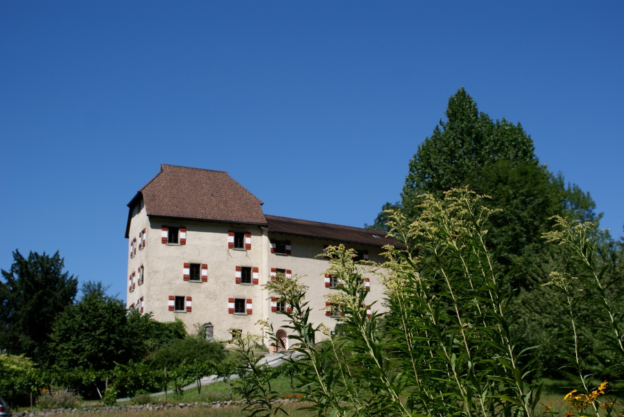 above Feldkirch