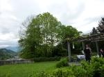 garden of Schloss Amberg