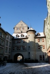 Churer Tor, one of the gates to medieval Feldkirch