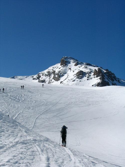 Skitouring Silvretta