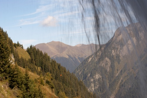 Cascade in Ferleiten