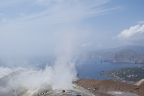 View from Volcano